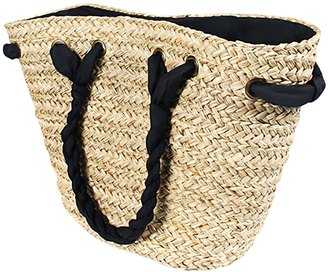 Sun N Sand Hatteras Oversized Shopper Straw Tote Beach Bag 36467 $35.95 thestylecure.com