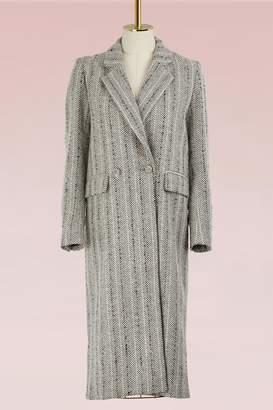 Roseanna Conrad Long Wool Coat