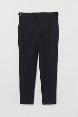 H&M Linen-blend chinos Slim Fit
