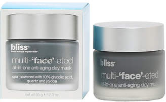 Bliss Multi Faceted All In One 2.3Oz Anti Age Clay Mask