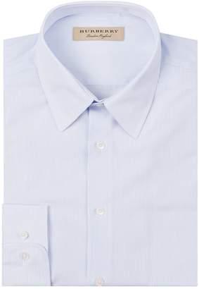 Burberry Pinstripe Cotton Shirt