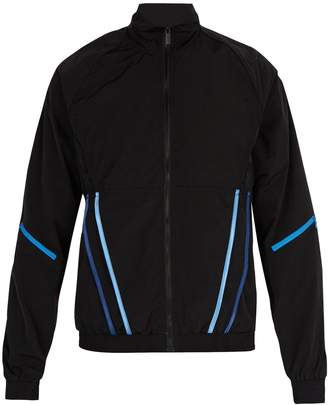 Cottweiler Signature 3.0 contrast-trim shell track jacket