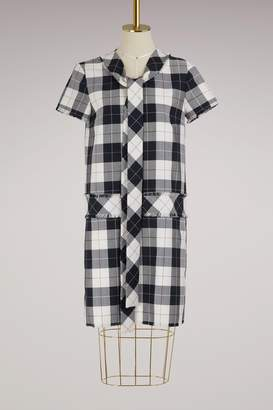 Thom Browne Wool mini-dress