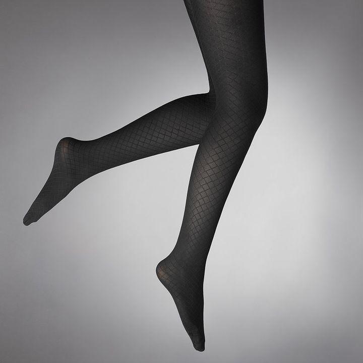 Vera Wang Simply vera diamond control-top tights