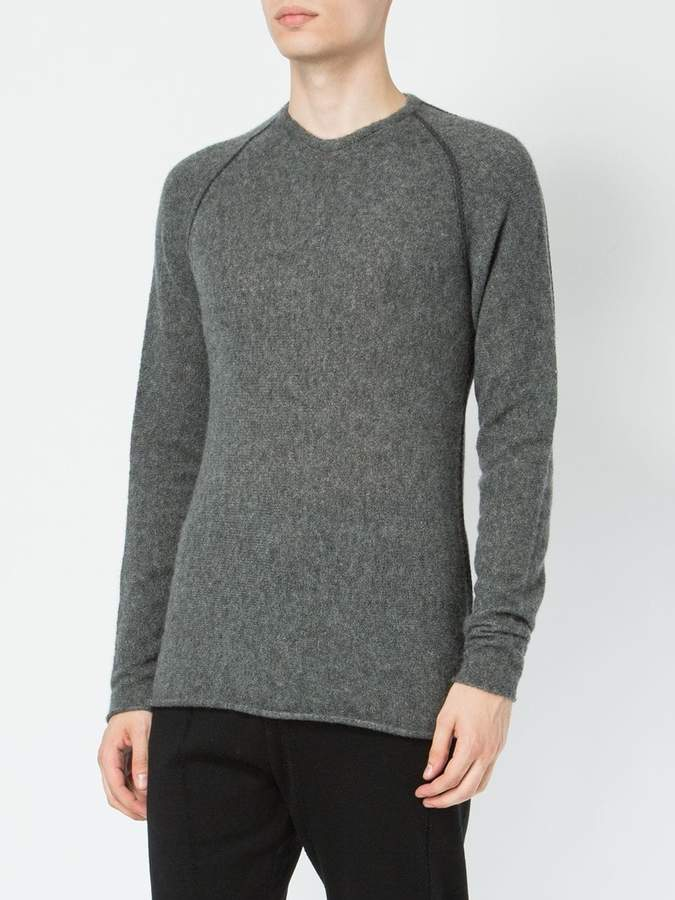 Label Under Construction crew neck sweater