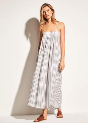 Vince Variegated Stripe Dress