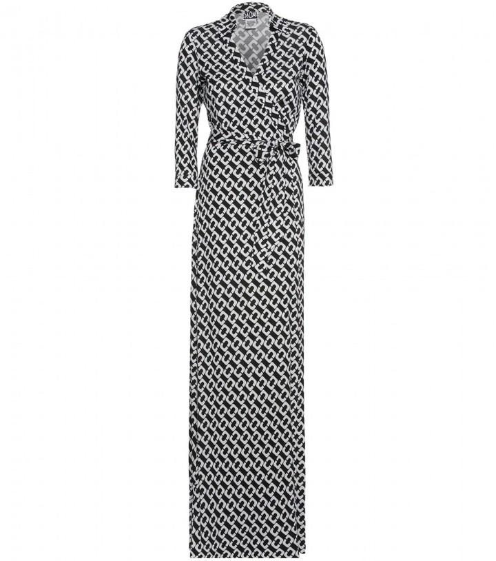 Diane von Furstenberg DIANE - ABIGAIL JERSEY DRESS