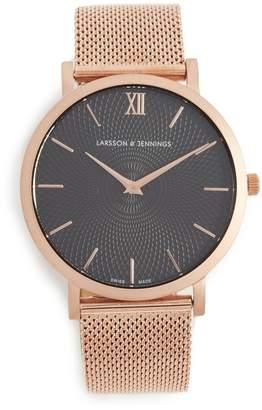 Larsson & Jennings Lugano Sloane Watch, 40mm