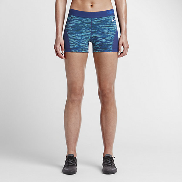 "Nike Pro 3"" Hypercool Reflect Women's Training Shorts"