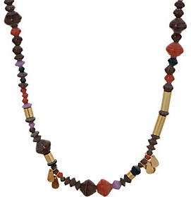 "3.1 Phillip Lim Bits Multi-Color 30"" Rhythm Road Necklace"