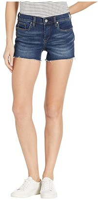Blank NYC The Essex High-Rise Cut Off Shorts in Get Em Girls