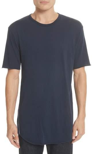 Hartley Crewneck Cotton & Linen T-Shirt