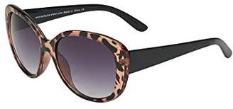 Coppertone Women's Fashion Cf276b Oval Sunglasses