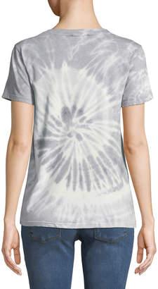 Knit Riot Love Ya Self Tie-Dye Graphic Tee