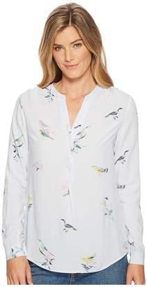 Joules Rosamund Long Sleeve Woven Blouse Women's Blouse