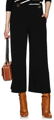 Derek Lam 10 Crosby Women's Cady Wide-Leg Trousers - Black