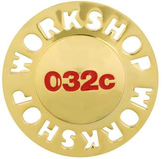 032c Workshop pin
