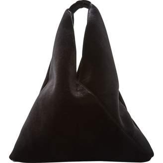 Maison Margiela Velvet handbag