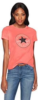 Converse Chuck Patch Short Sleeve Crew T-Shirt