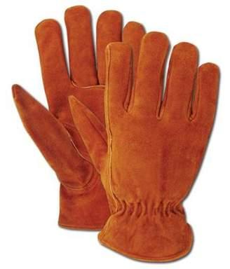 Magid GLOVE & SAFETY MFG. Glove & Safety Mfg TB441ETXL Men's Rich Suede Split Cowhide Driver Glove, XL