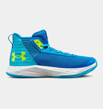 Under Armour Girls' Grade School UA Jet 2018 Basketball Shoes