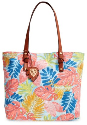 Tommy Bahama Maui Tote - Red $98 thestylecure.com