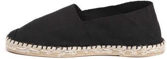La maison de l'espadrille La maison de l'espadrille 410 Noir Shoes Womens Shoes Casual Flat Shoes