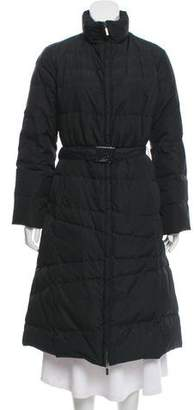 Moncler Down Puffer Long Coat