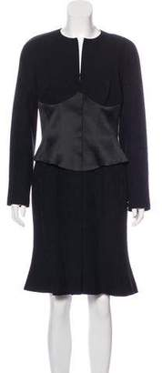 Thierry Mugler Couture Vintage Coat Dress