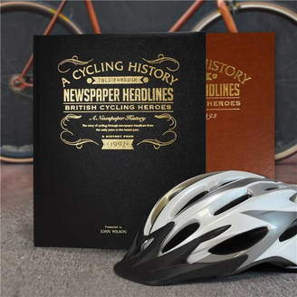 Me and My Sport Personalised British Cycling Gift Book