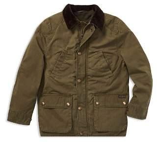 Ralph Lauren Boys' 2-in-1 Canvas Jacket & Quilted Vest - Big Kid