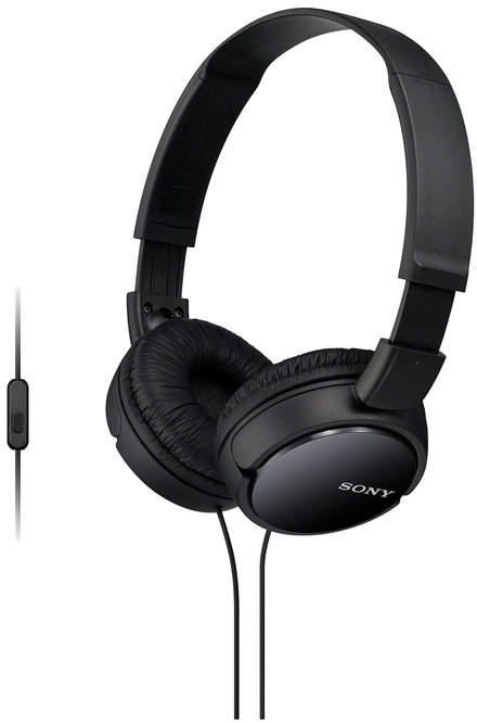 sony Black Stereo Headphones