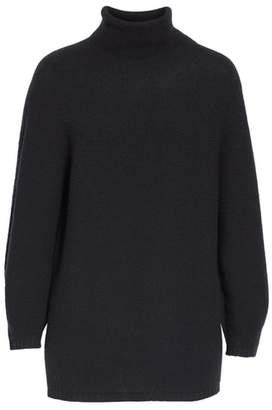 Max Mara Etrusco Wool & Cashmere Turtleneck Sweater