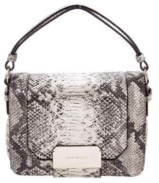 Stuart Weitzman Embossed Leather Bag