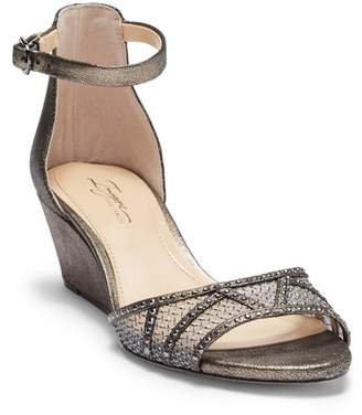 Vince Camuto Imagine Joan Ankle Strap Wedge Sandal