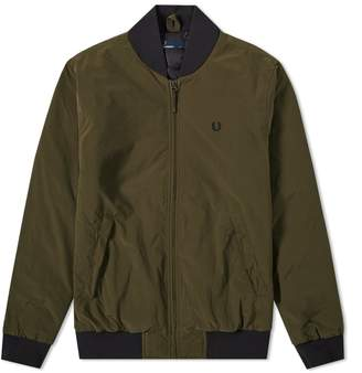 Fred Perry Authentic Ripstop Bomber Jacket