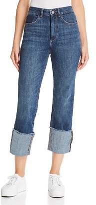 DL1961 Jerry Vintage High Rise Straight Jeans in King
