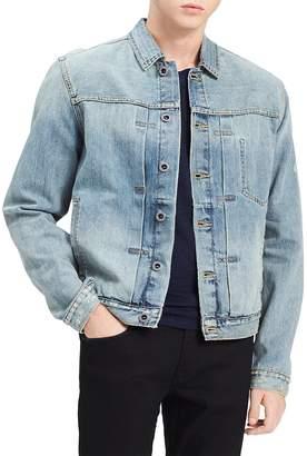 Calvin Klein Men's Washed Denim Trucker Jacket