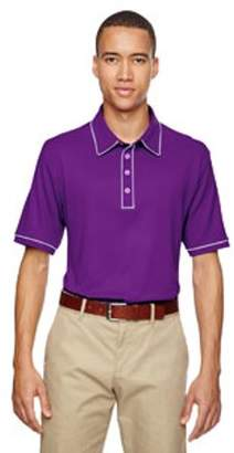 adidas Men's puremotion Piped Polo