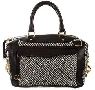 Pre Owned At Therealreal Rebecca Minkoff Basketweave Morning After Bag