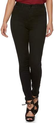 JLO by Jennifer Lopez Women's High-Waisted Super Skinny Jeans