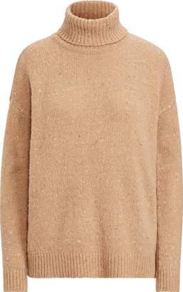 Ralph Lauren Wool-Blend Turtleneck Sweater
