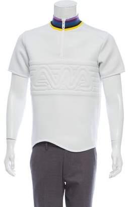ee3e988ae510 Louis Vuitton 2019 Quarter-Zip Sweatshirt