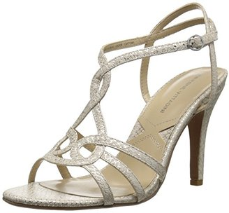 Adrienne Vittadini Footwear Women's Grovis Dress Sandal $79 thestylecure.com