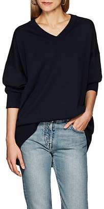 The Row Women's Sabrina Cashmere Relaxed Sweater - Dark Navy