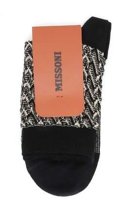 Missoni Multicolor Short Socks