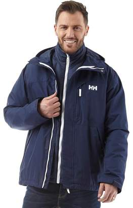 Helly Hansen Mens Squamish CIS 3 In 1 Jacket Evening Blue