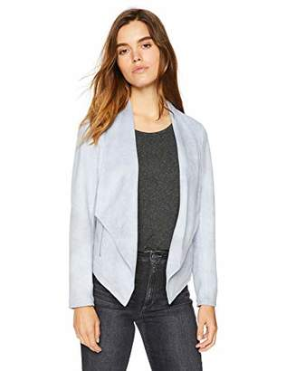 Jones New York Women's Open Front Blazer W/Zip Cuffs