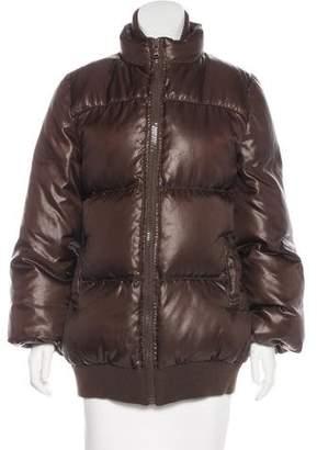 Alice + Olivia Short Puffer Coat
