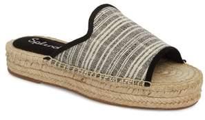 Splendid Franci Espadrille Slide Sandal